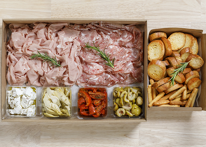 antipasto meat large with extras