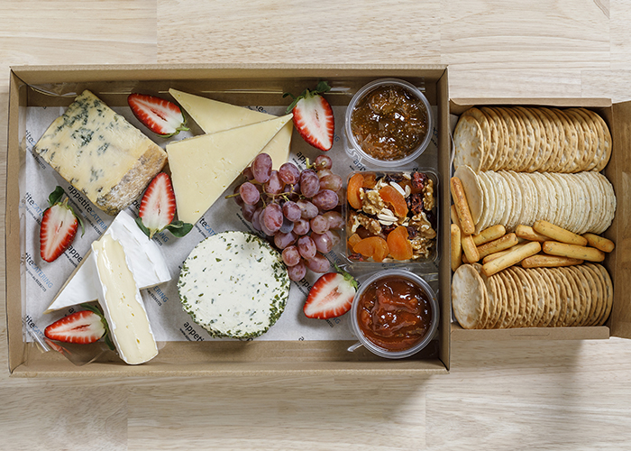 cheese large with extras
