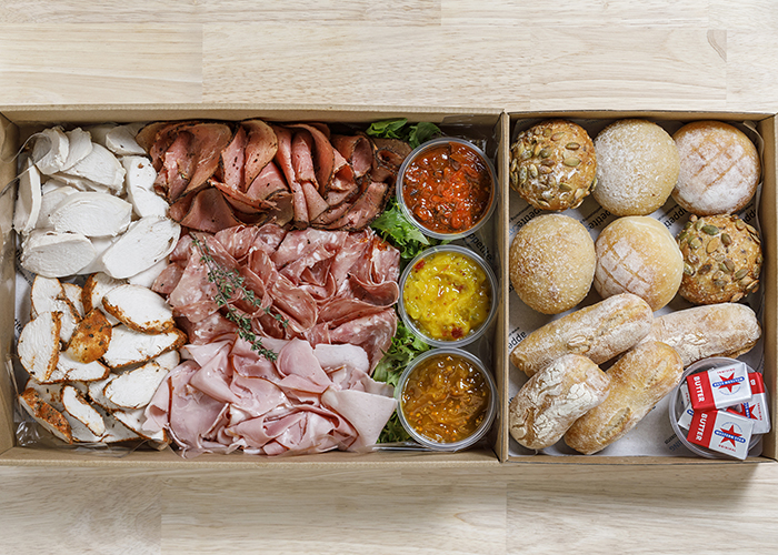cold cuts large with extras