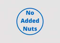 No Added Nuts